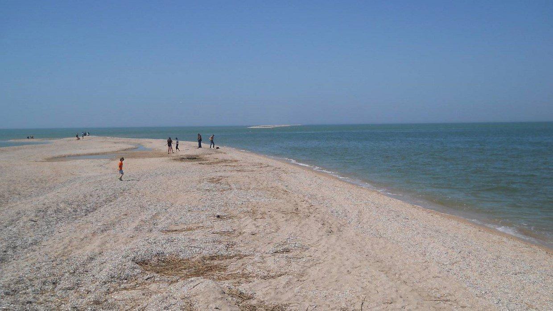 Азовское море пляжи фото 2018