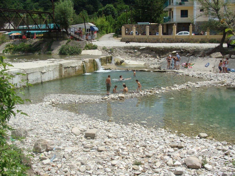 Макопсе фото поселка и пляжа
