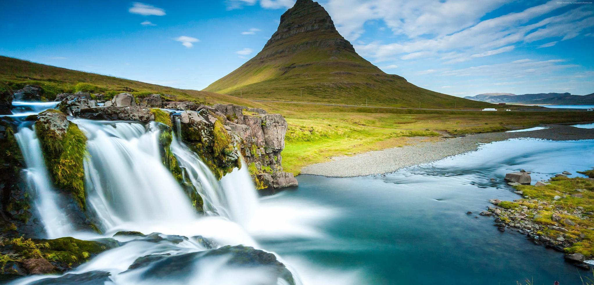Карта Исландии, где находится Исландия на карте мира