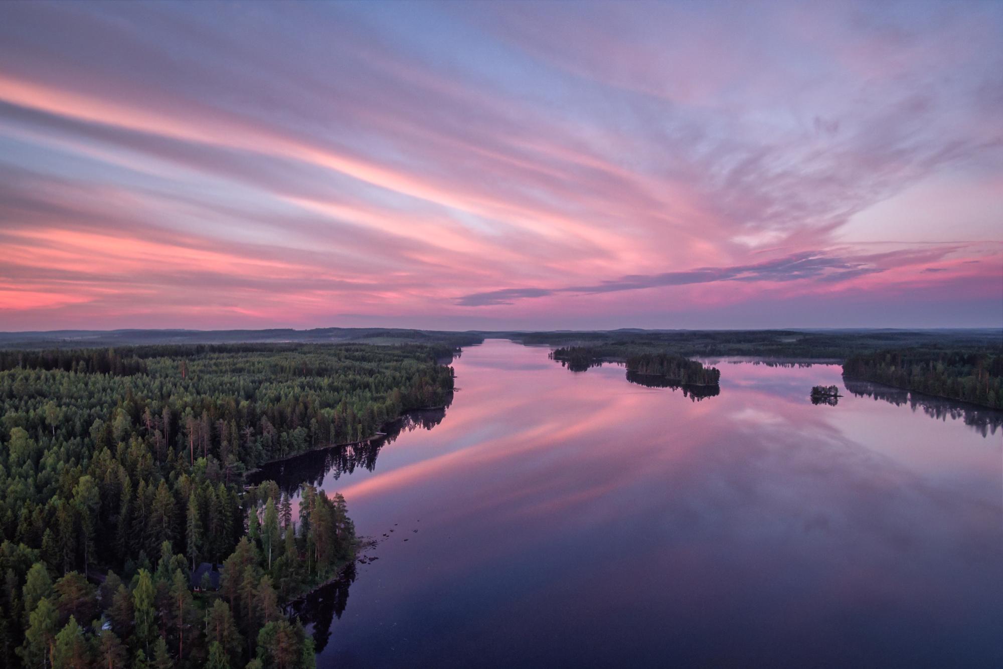 Чем славится финляндия