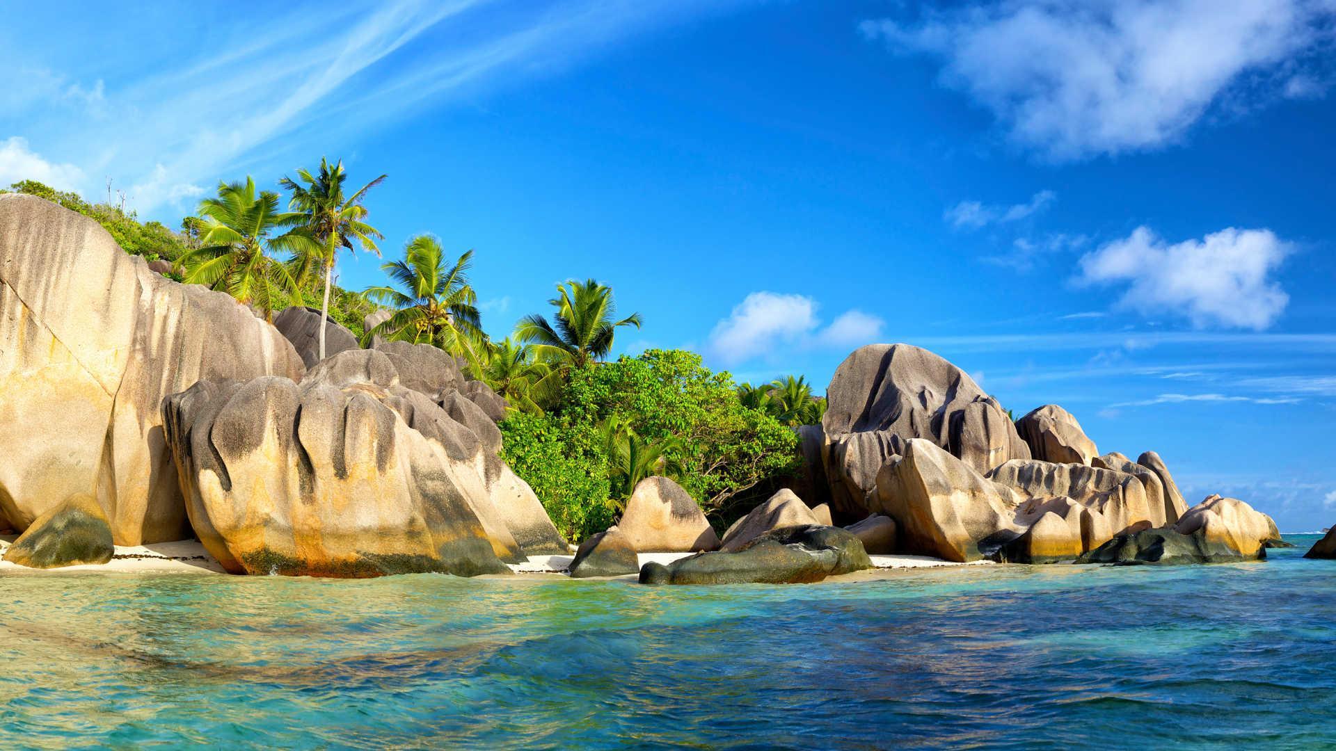 Где находятся Сейшельские острова на карте мира