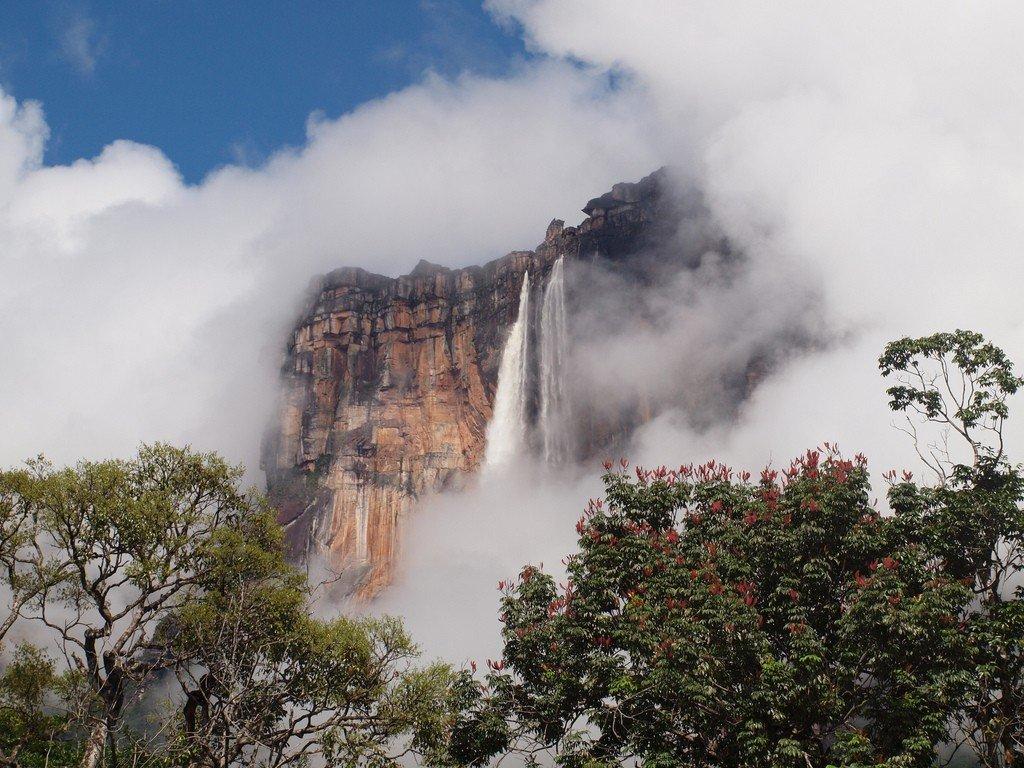 венесуэла водопад анхель фото музыка для авто