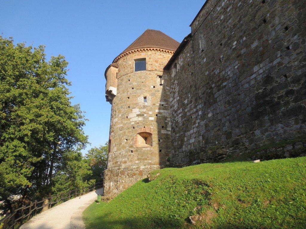 блед замок фото