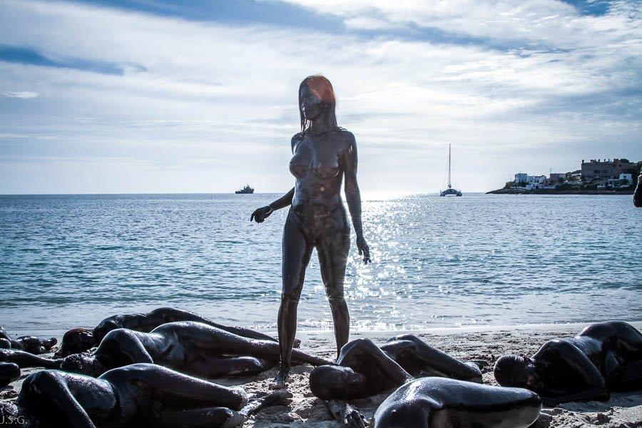 порнофильм фотограф на острове