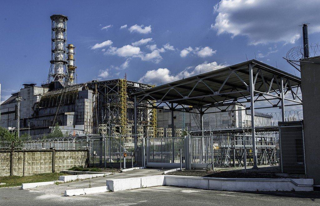 какой чернобыльская аэс современные фото полученной высокой