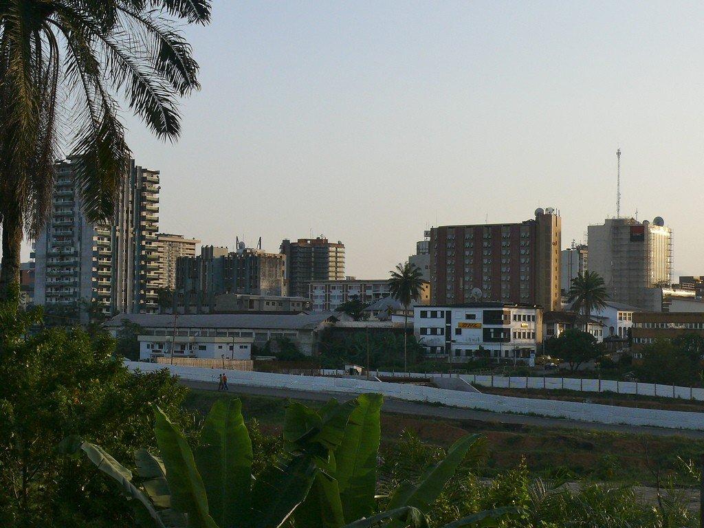 фото города яунде