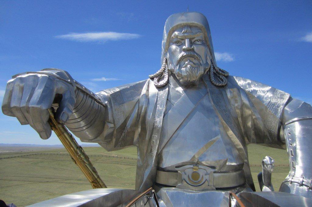 Чингиз хан картинки