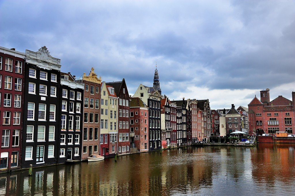 Гей бар krokodil в амстердаме