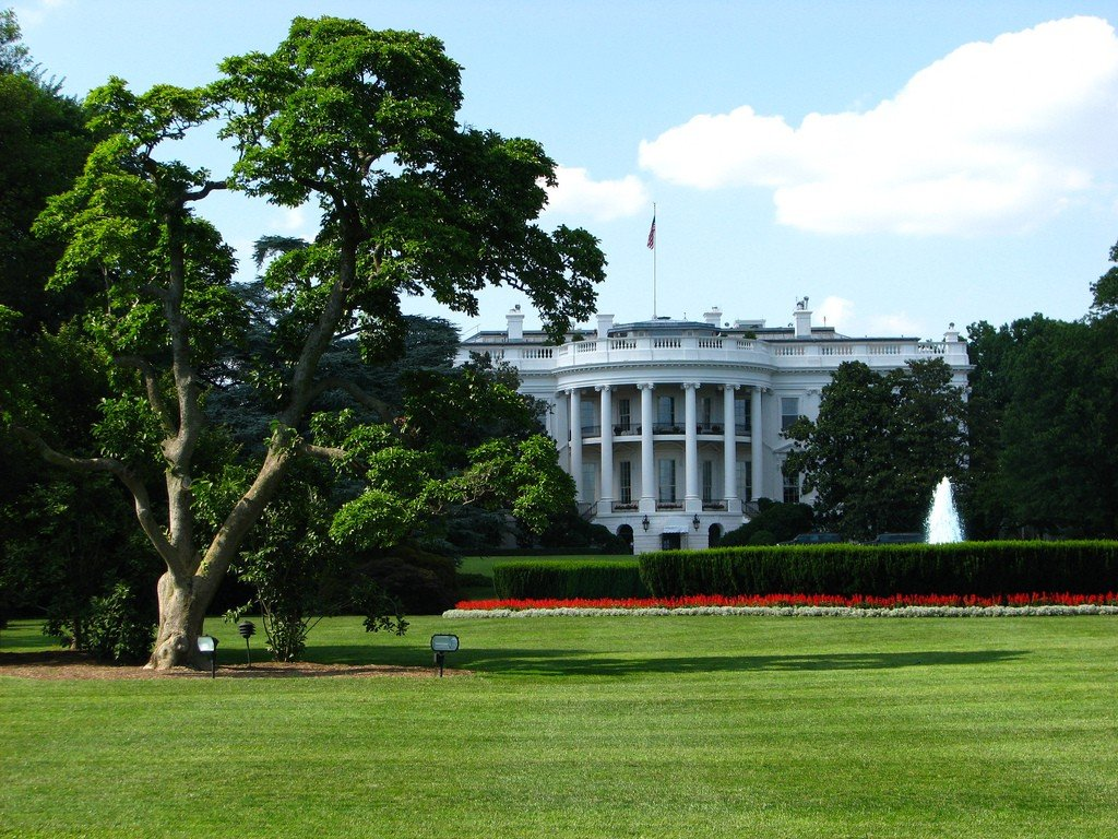 картинки белого дома вашингтон начале истории