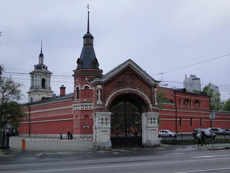 фотографии покровского монастыря положение