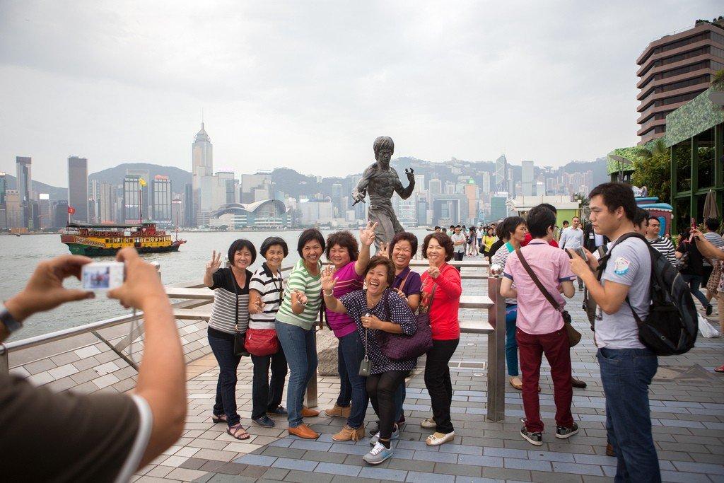 наши туристы в китае фото знаю, как