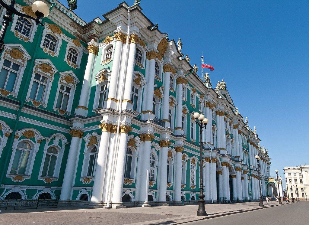 Зимний дворец картинки
