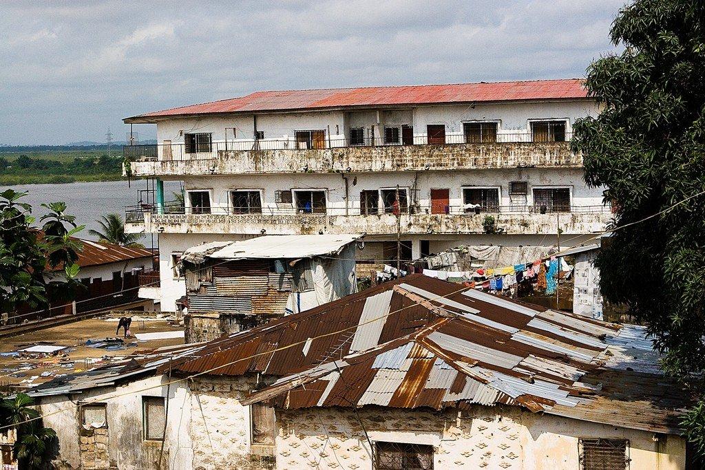 отказывается либерия монровия фото сортировка новостроек