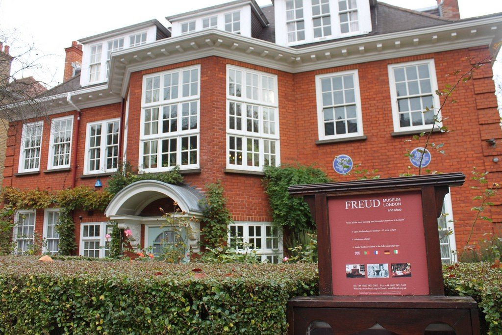 an overview of the freud museum in london