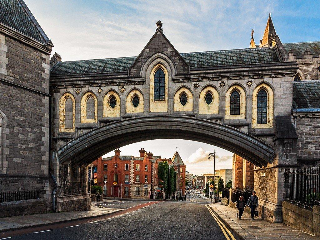 Дублин, столица Ирландии: достопримечательности, музеи, фото и видео