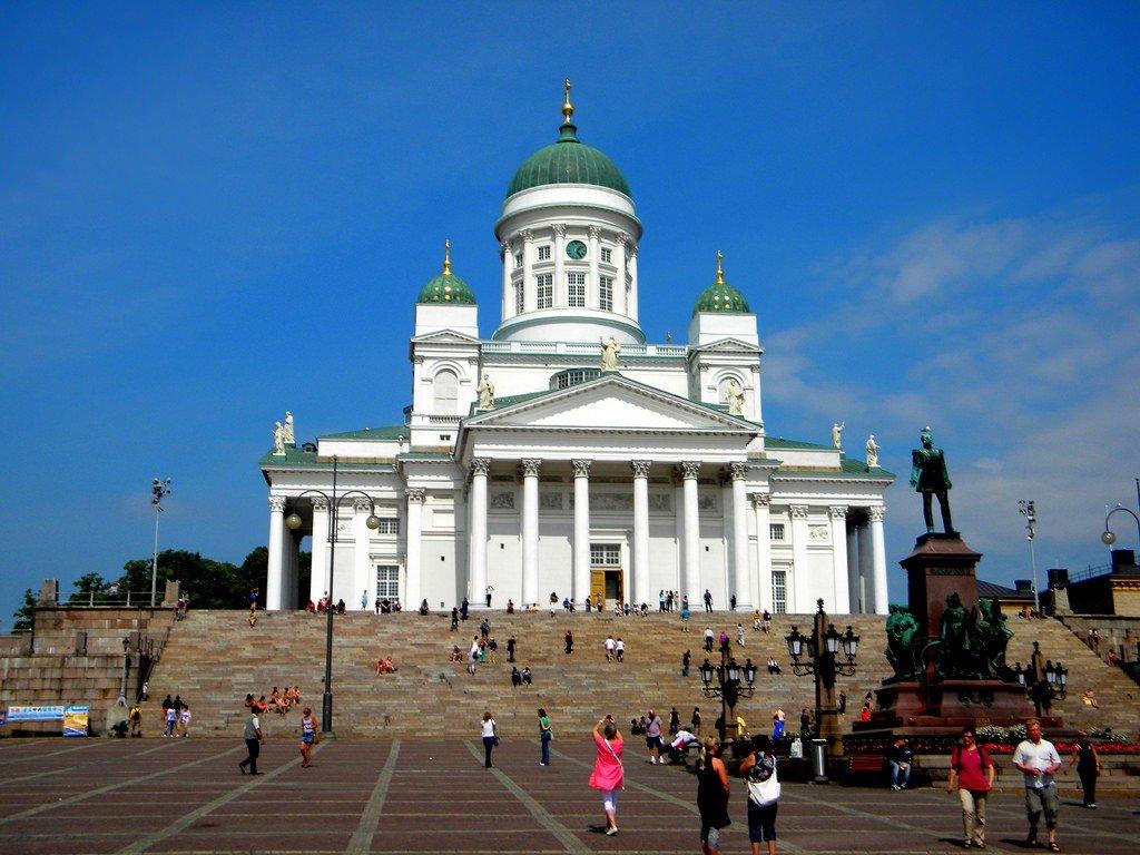 соборы хельсинки фото другой стороны евы