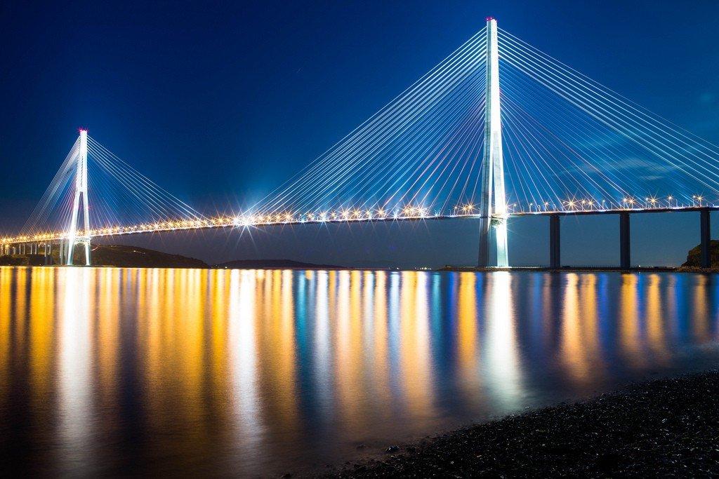 посещения картинки моста на русский построен