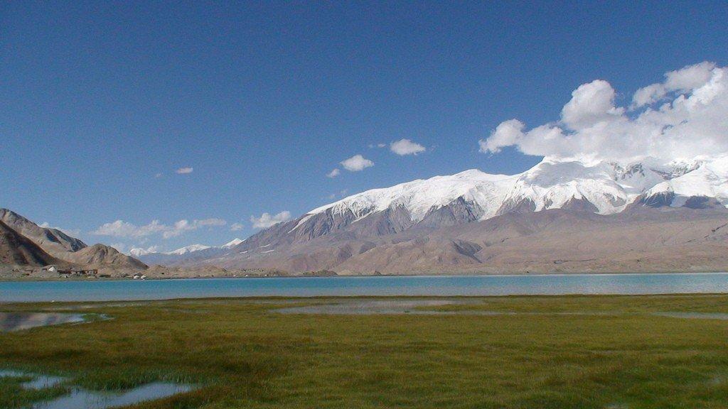 Тянь-Шанские горы Казахстана