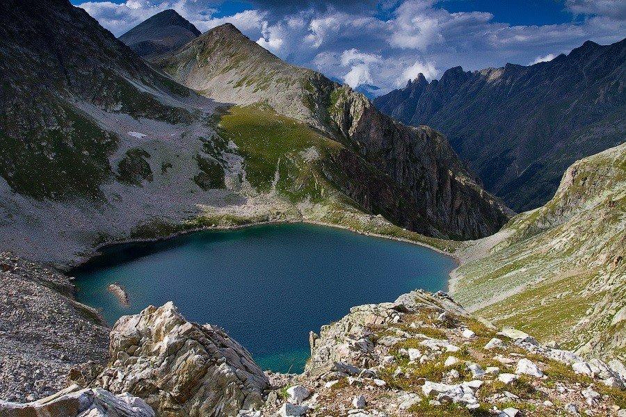 Северный Кавказ: Теберда-Домбай-Медовые водопады 8 мая 2019