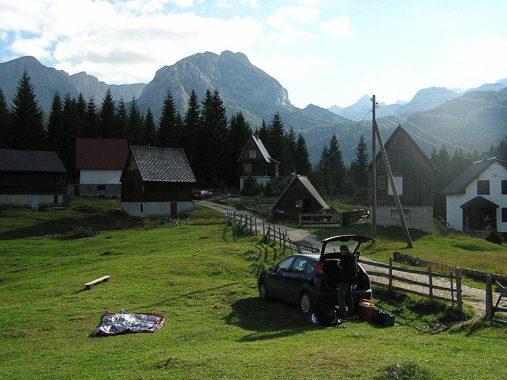 Черногория райское место для отдыха и путешествий Горящие