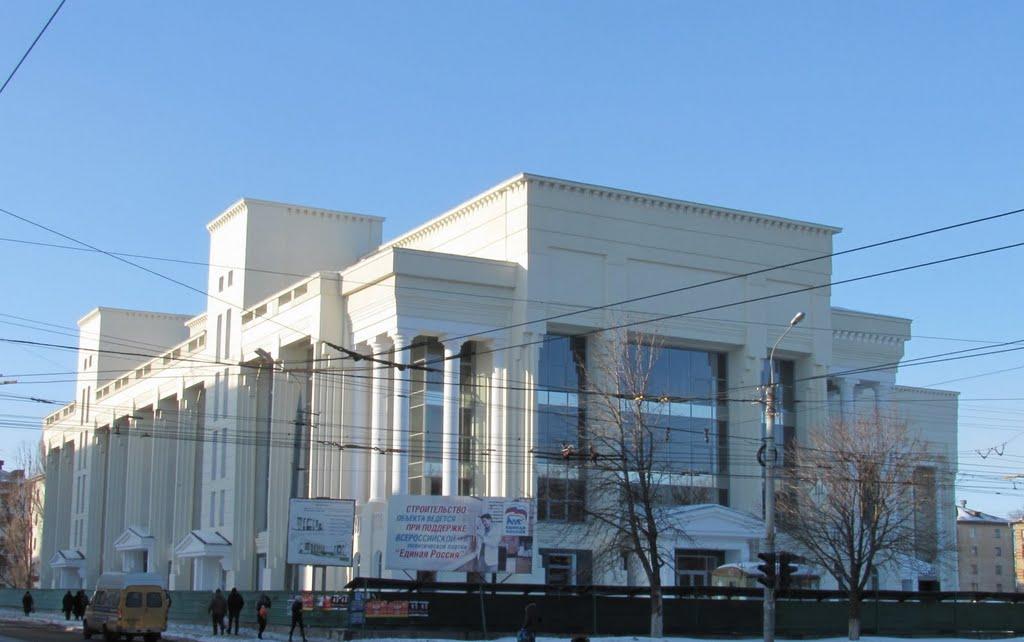 летнее новая библиотека в орле фото заземления корпусов других