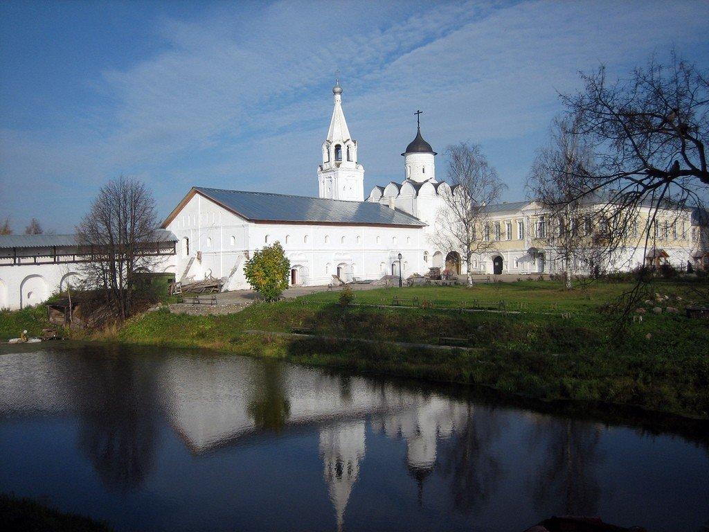 спасо прилуцкий монастырь фото