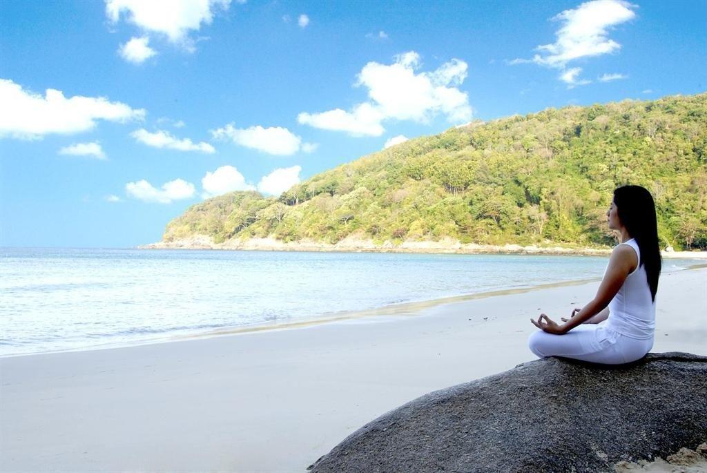 Медитации у моря картинки