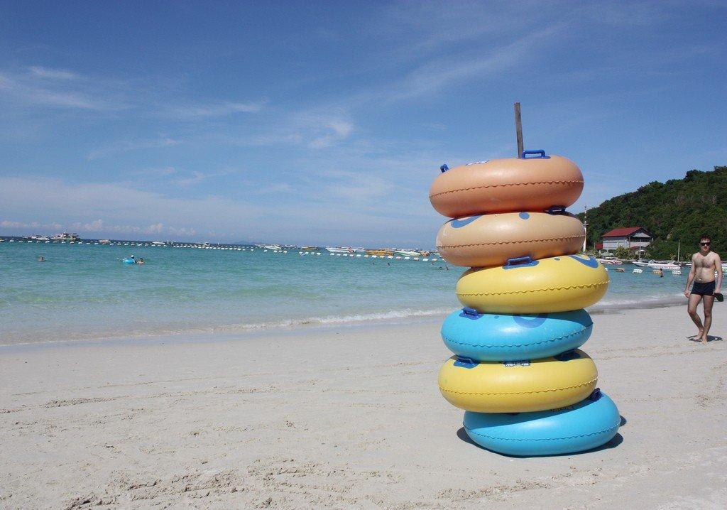 Ко лан таиланд фото пляжи