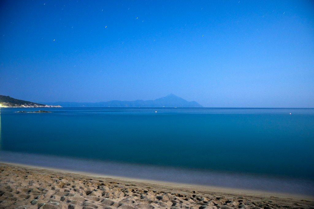 Греция халкидики овый афон