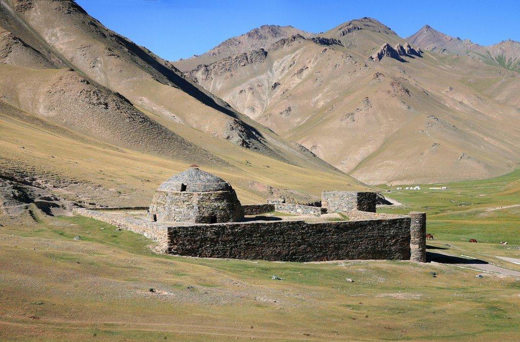 киргизия достопримечательности фото и описание
