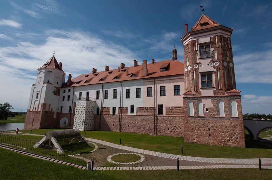 картинки замки белоруссии поздравить