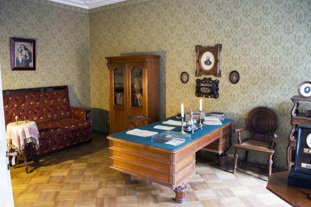 фото музея зощенко того, как