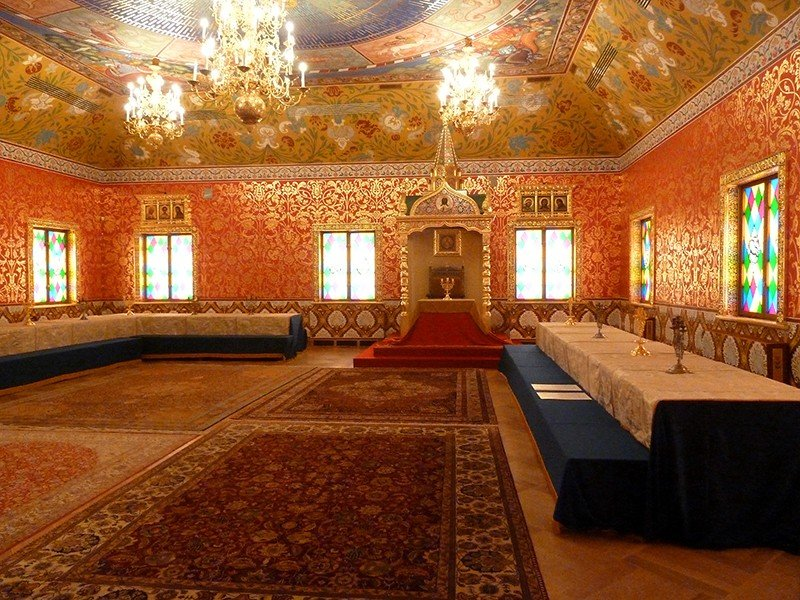Фотографии дворцов у российских царей