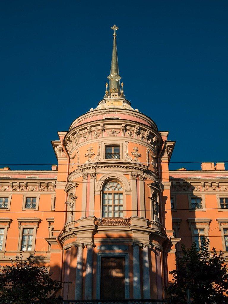 Михайловский замок фото