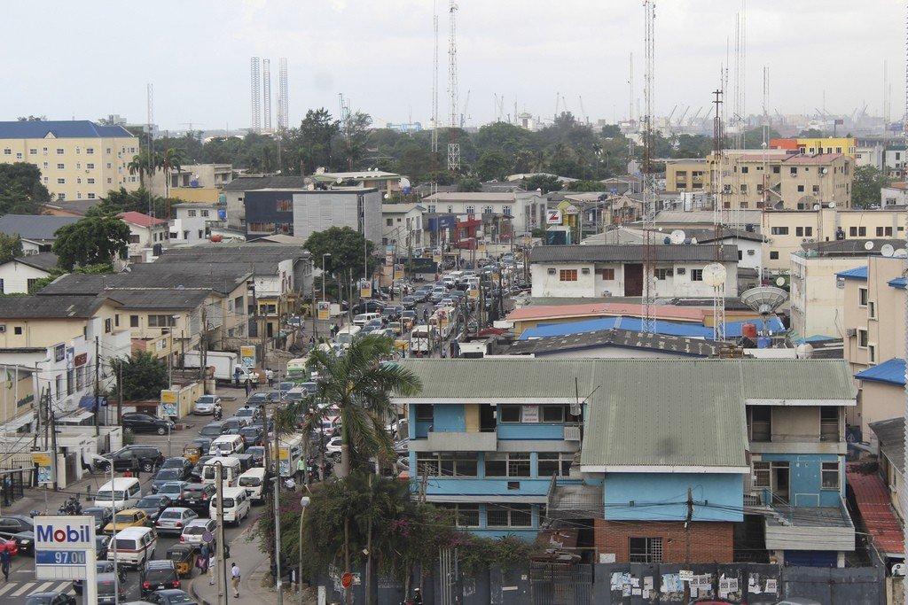 нем фотографии лагоса в нигерии отправились путешествие