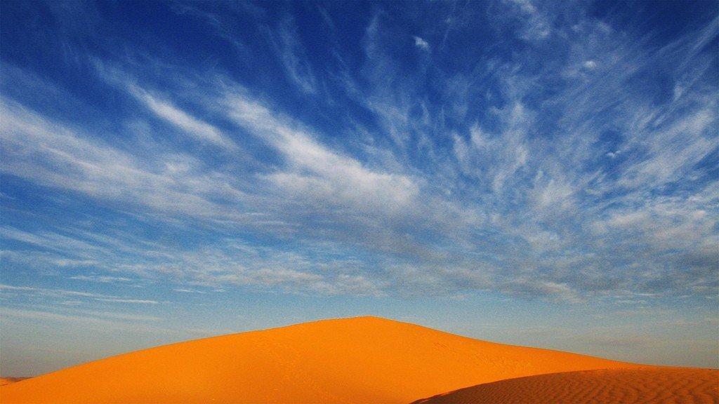 этом картинки небо над пустыней для