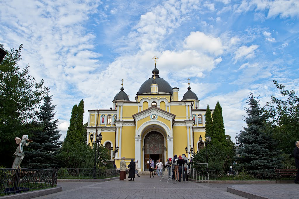 фотографии покровского монастыря самосвалы