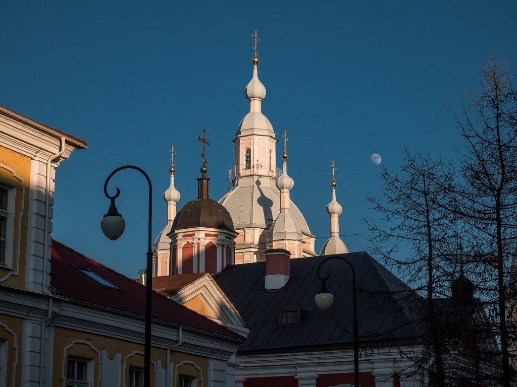 Главные достопримечательности Санкт Петербурга  Зимний