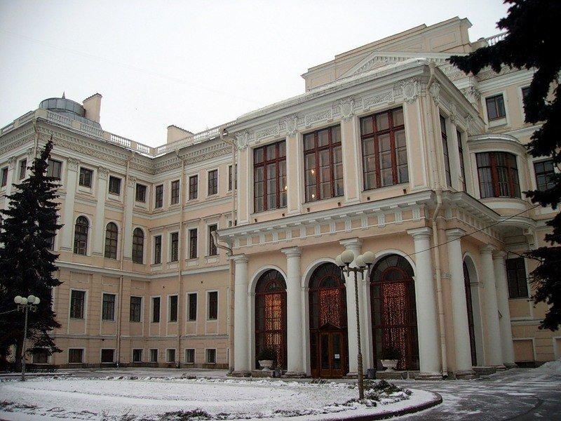 аничков дворец фото сахалине