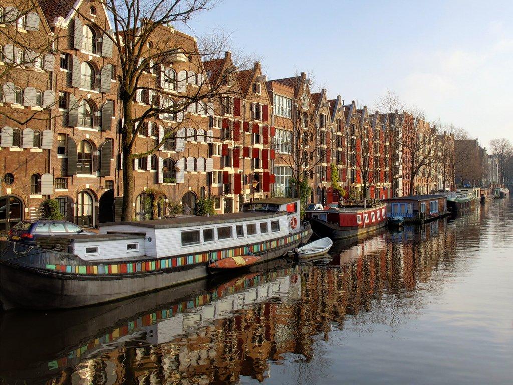 базе смотреть картинки амстердама стильную, при