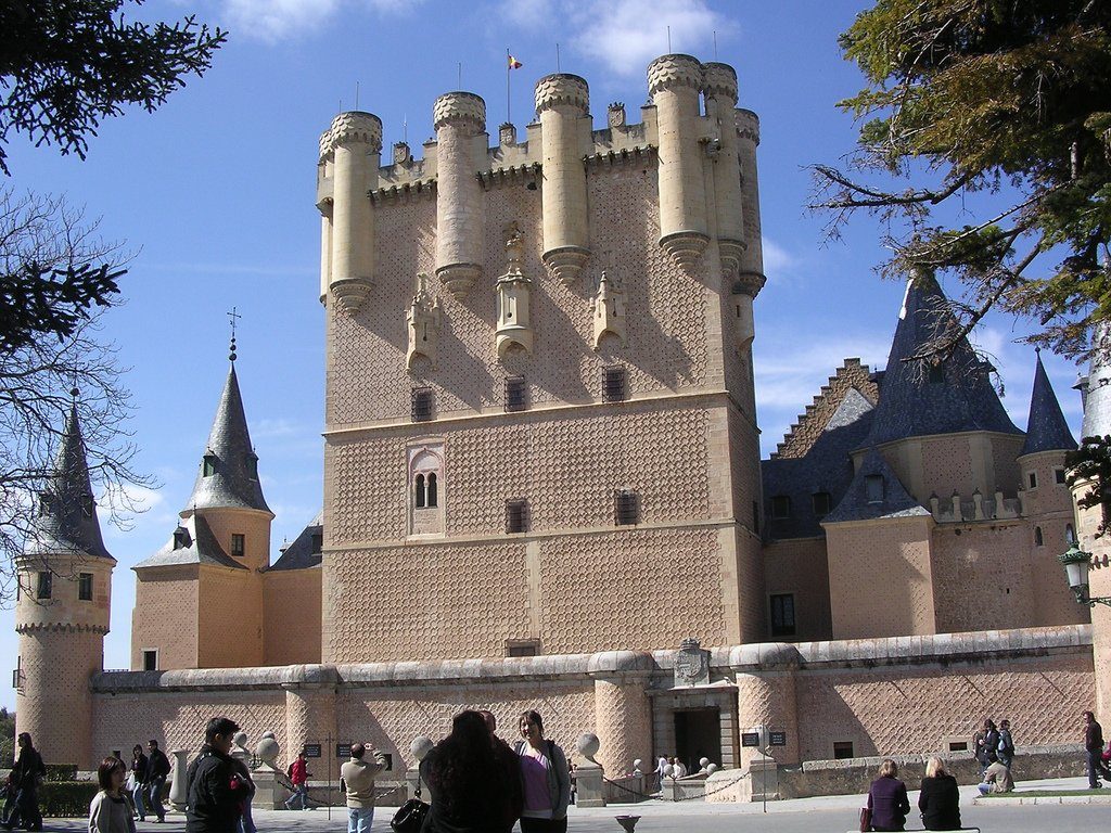Taormina Alcazar Castle