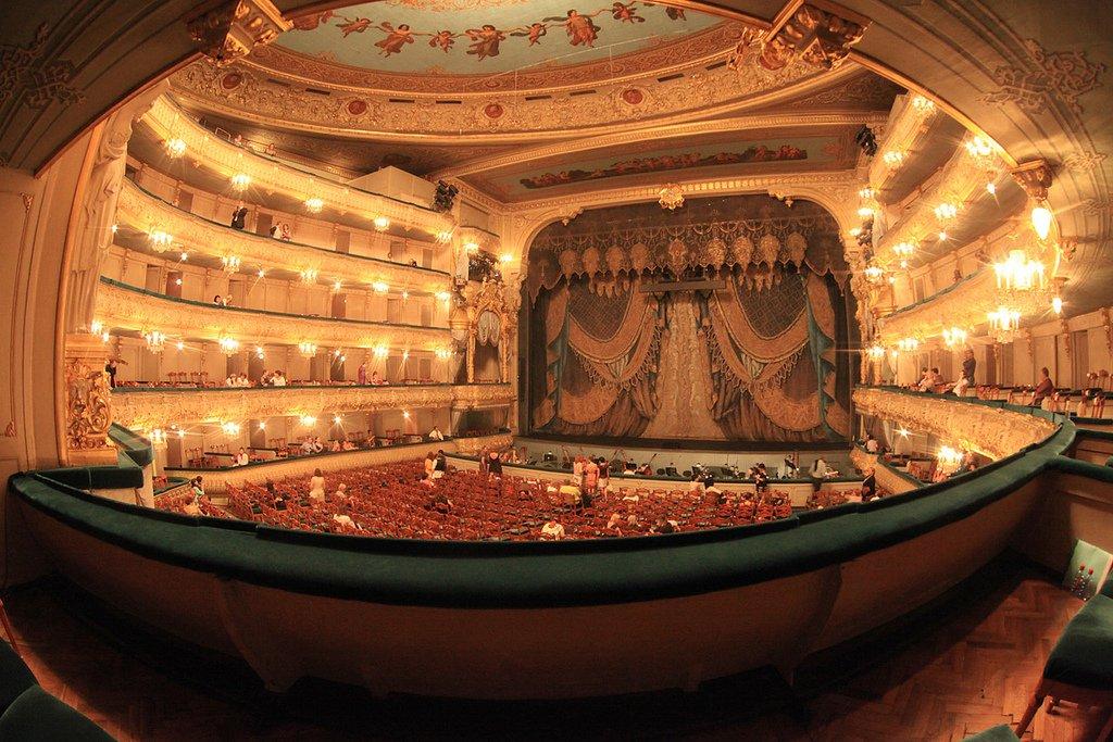 фотографии нового мариинского театра настроение главное, его