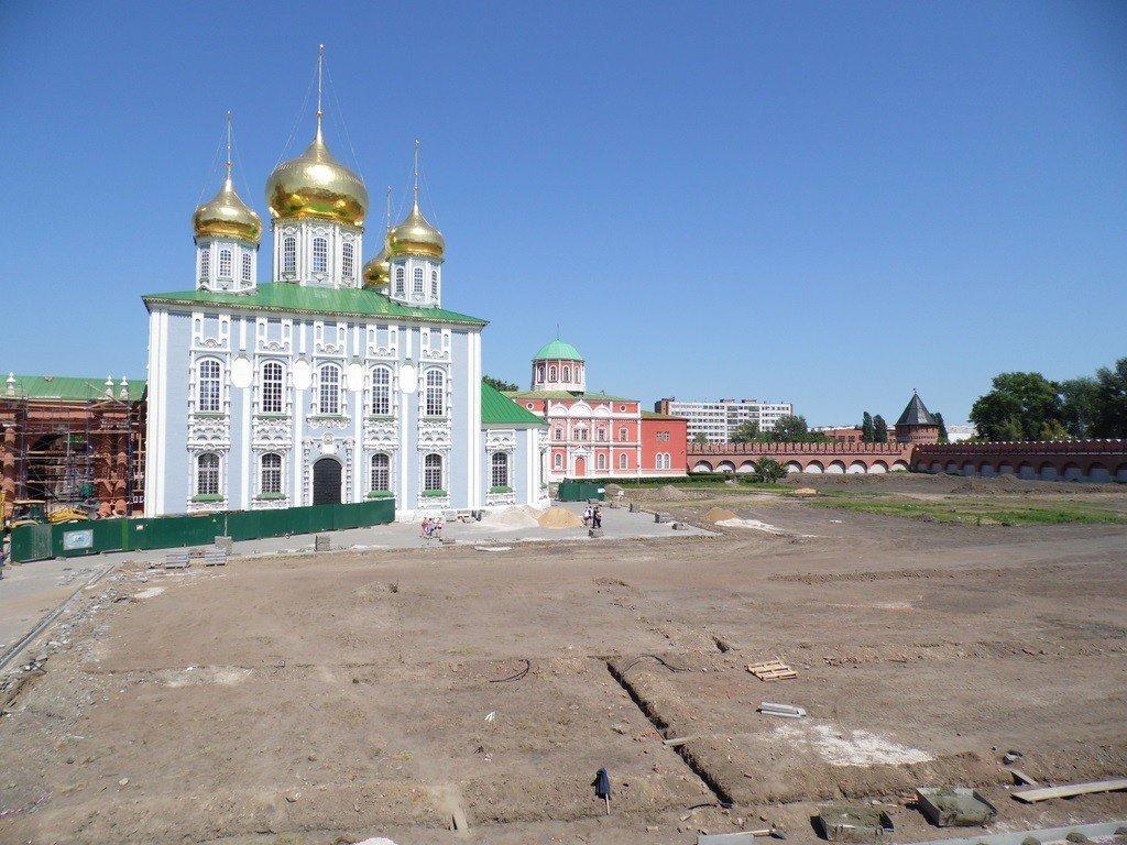 виртуальное знакомство с кремлем москва