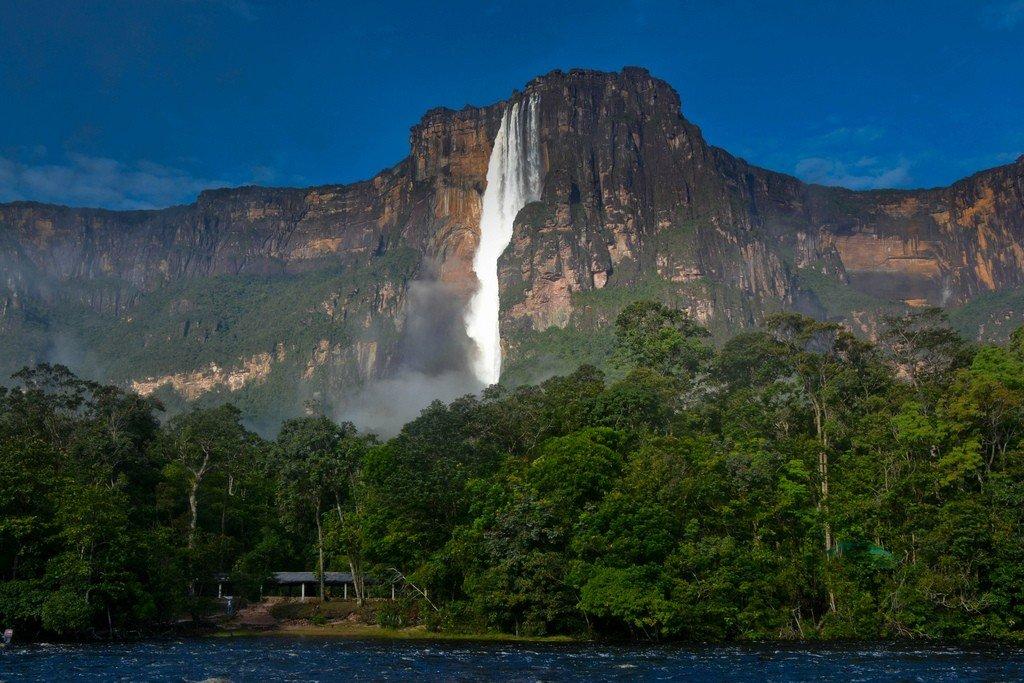 любовь венесуэла водопад анхель фото тест