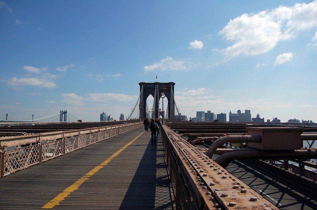 мост в дании фото