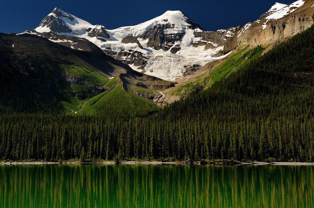 Тэги jasper national park озеро малайн canada остров духов