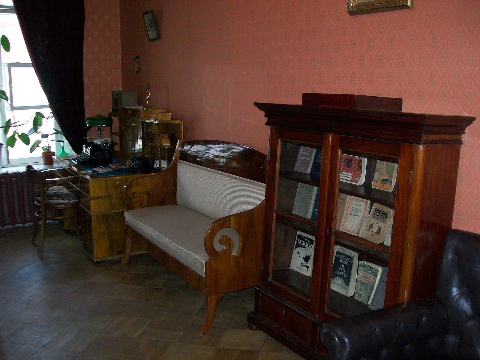 фото музея зощенко цвета