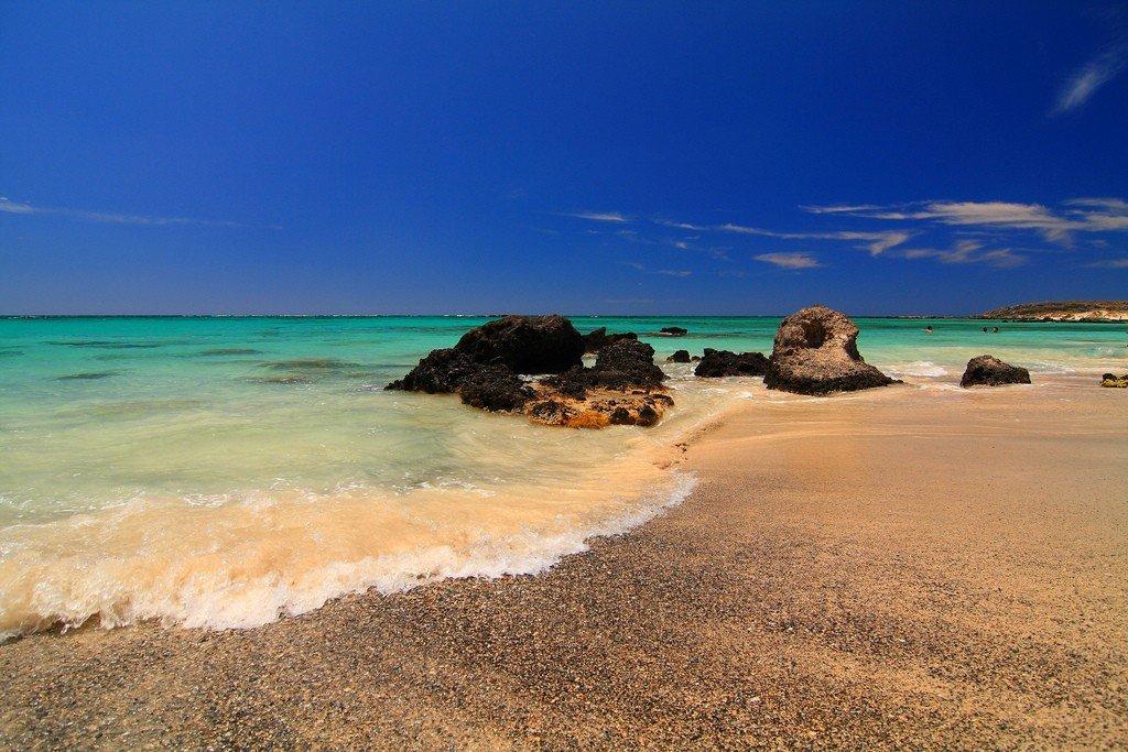 Остров в остров Элафонисси цены
