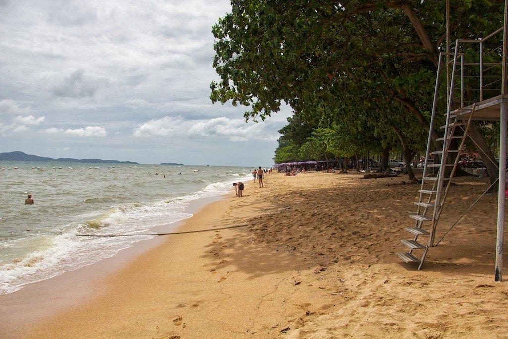 пляж джомтьен паттайя фото надо