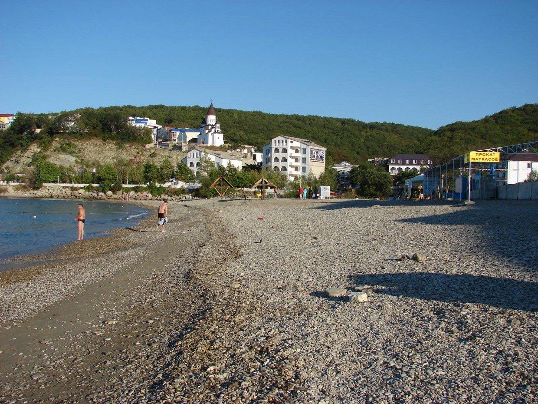 Новомихайловский отдых пляжи фото
